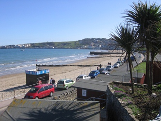 Swanage Beach & Bay